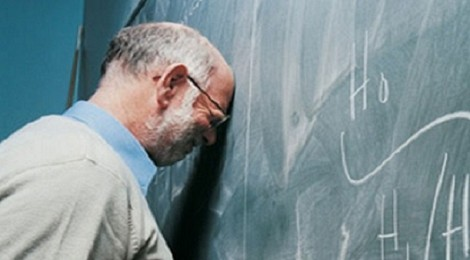 SINDROME DE BURNOUT NA EDUCAÇÃO